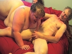 big beautiful woman Fucking and Unfathomable Throating Fred!