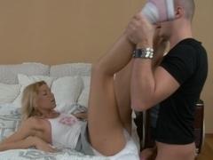 Deepthroat and hot anal sex scene 2
