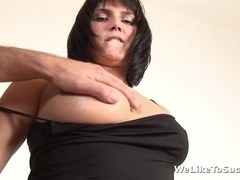Sexy lady is fingered hard by her lover in hd porn film