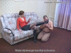 Russian-Mistress Video: Nataly