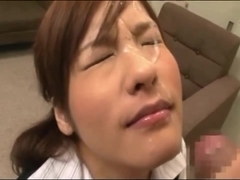 Japanese Facial Compilation (Censored)