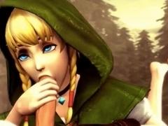 The Legend of Zelda: Linkles Sexual Awakening