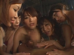 Japanese 4 Beauty Squirt Team