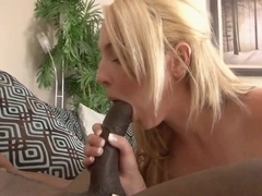 hawt golden-haired legal age teenager takes bbc