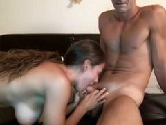 horny beach grrrl meets older guy for suck n fuck
