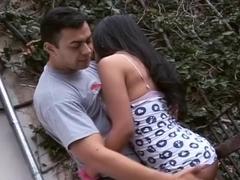 Perfect Latina Anal sex movie. Bon Appetit