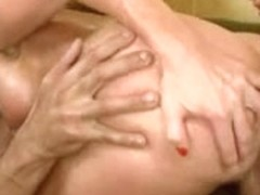 Brutal BDSM Double Penetration Gangbang! vol.45