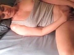 commish wife masturbating for fans