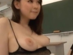 Sayaka Yuuki Japanese teacher is a sexy chick
