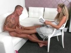 Femaleagent video: Steve
