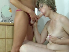 GirlsForMatures Scene: Leonora and Nora