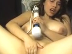 huge tit latina squirts on cam