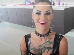 Crazy pornstars Kleio Valentien, Bonnie Rotten, Rocco Siffredi in Fabulous Threesomes, Big Ass porn clip