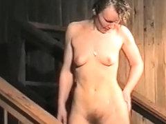 Hidden cameras in public pool showers 283