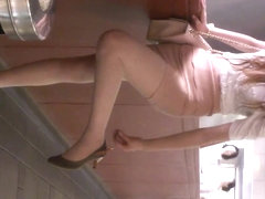 Cheap leggy Asian cumbag you must fuck and impregnate