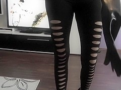 PJ-hot - Wetlook Handschuhe Wixx - HD