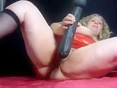Eros & Music - big beautiful woman Masturbation