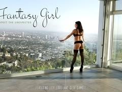 Lily Love & Seth Gamble in Fantasy Girl Video