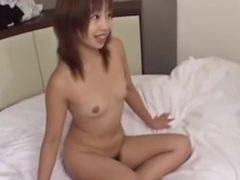 Adorable Japanese girl ceampie
