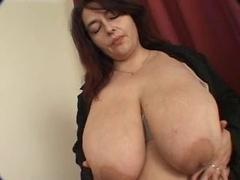 big beautiful woman Older