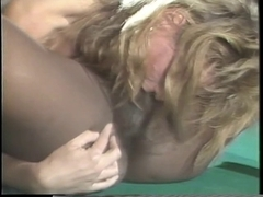 2 ambisextrous cuties love to engulf a large 10-Pounder and then acquire screwed in their slits