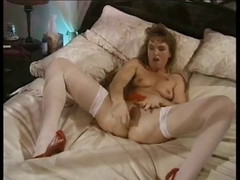 Sexy Kendra Pleases Herself To Big O