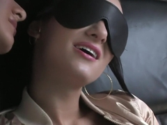 Exotic fetish adult clip with incredible pornstars Kelly Wells, Sandra Romain and Victoria Sin fro.