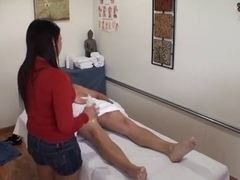Cheerful massage 5