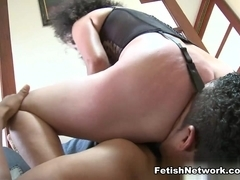 Anya Wood Loves Kicking, Biting, and Stomping on Your Worthless Cock and Balls