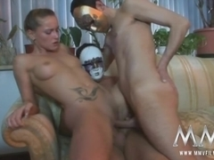 MMVFilms Video: Masked Dp