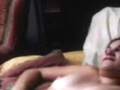 bedroom fun with my horny gf