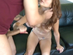Monique Alexander & Anthony Rosano in Neighbor Affair