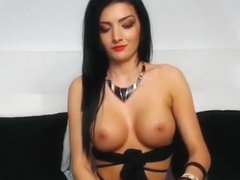 Pretty Our1secret shows her boobs