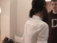 Elizabeth & Kamila & Marya & Sabina Gruda & Tanata in hardcore sex video with a sexy student girl