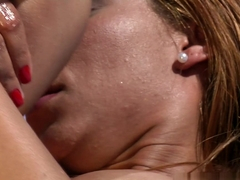 Fabulous pornstar in Exotic Facial, Big Ass sex movie