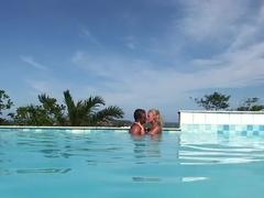 Best pornstar Sofia Valentine in hottest blowjob, fetish sex video