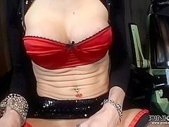 PinkoShemales Video: Blondie Laura