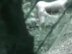 Couple fucking outdoor