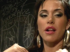 Gia FUCKING Dimarco gives a prostate milking so intense you have to see it to believe it