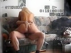 Fucking a German doxy in the hotel