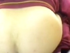 Japanese girl hunkering while pissing spied on camera