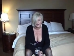 Granny Head #7 (Hotel Large Titty Fuck Ending)