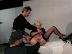 Eva Delage - Fucked and Fisted