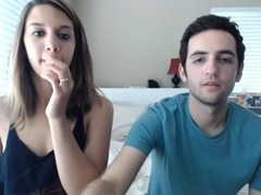 Really Cute Cam Couple Put on a Show