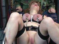big tits use