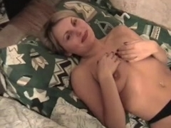 Russian slut sucks