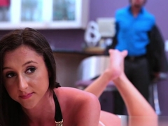Amazing pornstar Lina Cole in Hottest Redhead, Medium Tits adult video