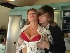Mature woman and boy - 23