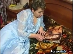 Russian Woman Banged In The Butt