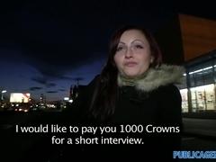 PublicAgent: Belinda given a creampie a public car park
